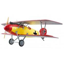 Biplano acrobatic ALBATROS DVa 1270mm.4ch PNF –DYNAM (Új)