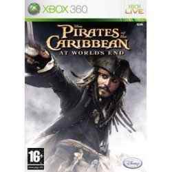 Pirates of the Caribbean At World's End (Xbox 36