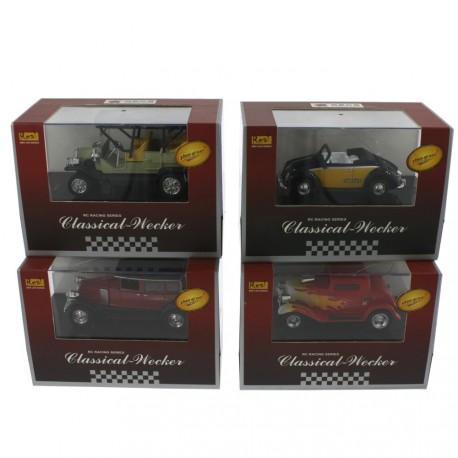 Autó-Rc mini-classic-több típus....