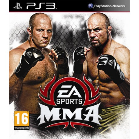 MMA EA Sports -PS3-