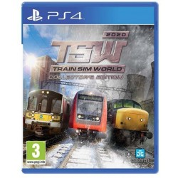 Train Sim World 2020 [Collector's Edition] (PS4)