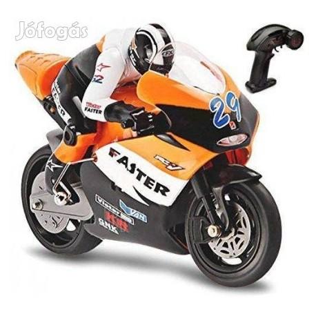 Motorkerékpár JXD 1:16 2.4G RC Racing Speed GHz