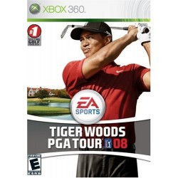 Tiger Woods PGA Tour 08 (HASZNÁLT)