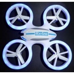 Quadcopter Rayline Funtom 5 2.4Ghz.-es távirányítóval, 4 csatornás vezérléssel.