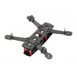 Dron váz-QAV 250 Full Carbon Racing Fiber