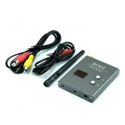 RC832 FPV 5.8G 48 csatornás vezeték nélküli AV vevő a RC