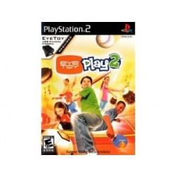 Eye Toy: Play 2 ( HASZNÁLT )