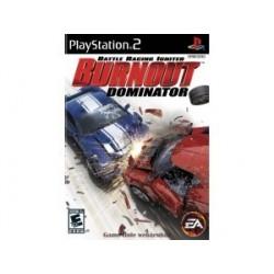 Burnout Dominator (HASZNALT)