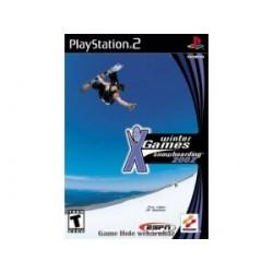ESPN Winter X-Games Snowboarding ( HASZNÁLT )
