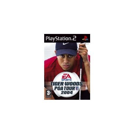 Tiger Woods PGA Tour 2004 (HASZNÁLT)