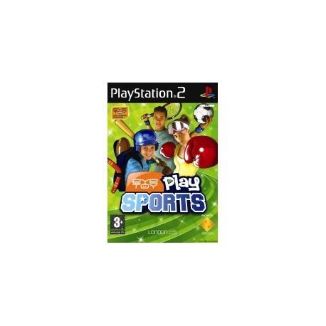 EyeToy Play: Sports (Használt)