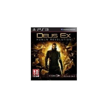 Deus EX Human Revolution (Használt)