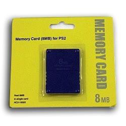 PS2 8MB memóriakártya(Bontatlan)