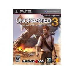 Uncharted 3 Drake's Deception (HASZNALT)