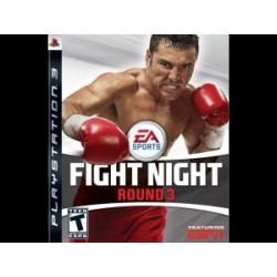 EA Sports Fight Night Round 3 (Használt)
