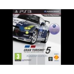 Gran Turismo 5 Academy Edition (HASZNÁLT)