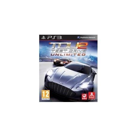 Test Drive Unlimited 2 (Használt)