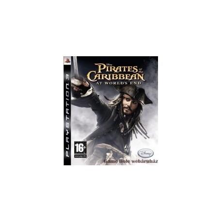 Disney Pirates of the Caribbean At World's End(Használt)