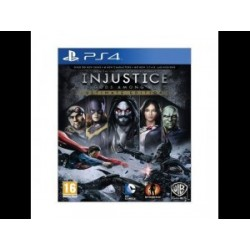 Injustice: Gods Among Us (Új)