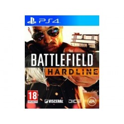 BATTLEFIELD HARDLINE(Használt)