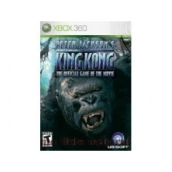 Peter Jackson's King Kong The Official Game of the Movie (Használt)