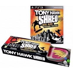 TONY HAWK SHRED PS3 + DESZKA (hASZNÁLT)