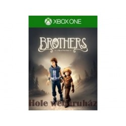 BROTHERS - A TALE OF TWO SONS (Új)