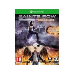 SAINTS ROW IV RE-ELECTED+GAT OUT OF HELL FIRST EDITION(Új)