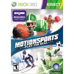 Kinect Motionsports Play for Rea