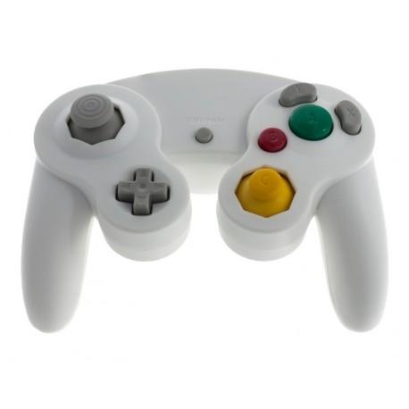 Nintendo Gamecube controller,fehér / Utángyártott / Új