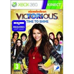 Kinect,Nickelodeon Victorious: Time to Shine (Kinect)