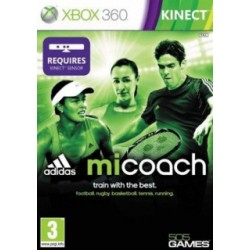 Kinect,Adidas miCoach The Basics (Kinect)
