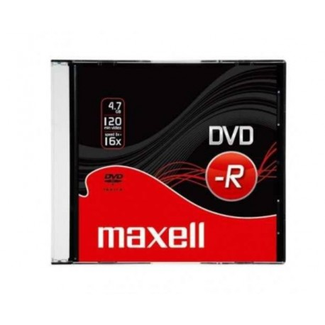 Maxell DVD-R 16x Tokban