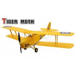 Tiger Moth Biplano acrobatic 1270mm.4ch PNF -DYNAM